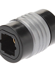 Optique Toslink Audio Adapter Noir