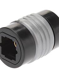 TosLink Optical Audio Adapter Black