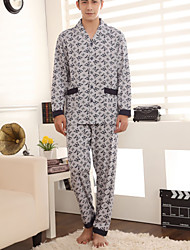 Casual Letters Pattern Lounge Wear