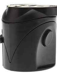 Universal Travel Adapter (Black)