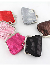 Fashion Sequin Cute Card Bag