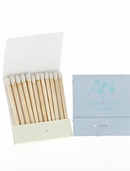 Картон Свадебные украшения-12piece / Установить Весна Персонализированный Спички в комплект не входят.