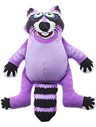 Crazy Bear algodão acolchoado-Toy Squeaking para animais de Cães e Gatos
