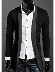 Men's Pure Cardigan Long Sleeve