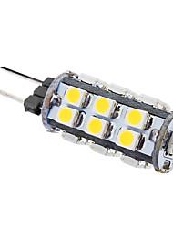 1W G4 LED лампы типа Корн T 26 SMD 3528 50 lm Тёплый белый AC 12 V
