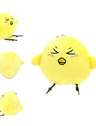 Kuroko no Basuke Ryota Kise poulet jaune en peluche jouet pendant