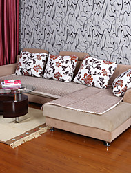 Cotton Gold Locks Sofa Cushion 90*150