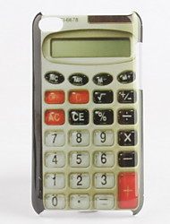 Protective Mini Calculator Pattern Case for iPod Touch 4