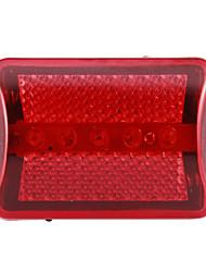 ST-5led Pessoal & Bike Red Segurança Flasher de alta visibilidade luz de advertência