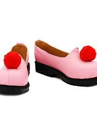 Card Captor Sakura rose doux Cosplay Chaussures
