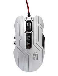 R/L Hand Versatile Ultra Light Cool Optical Sensor 9D Gaming Mouse(800/1200/1600/2400 DPI)