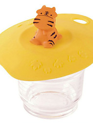 Universal silicone Tiger Cup Sealer couverture