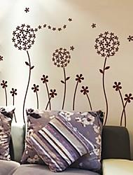 Dandelion Group Wall Sticker