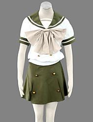 uniforme d'été cosplay inspiré par Shakugan no Shana