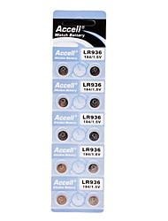 LR936 194/1.5V Alkaline Watch Battery (10pcs)