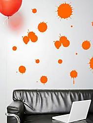 Paint Splash Wall Sticker