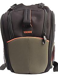 Caden K5 Nylon impermeável Backpack packbag para Câmera / Filmadora