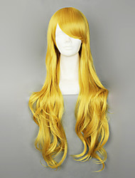 Sunflower Yellow 80cm Loose Wave Sweet Lolita Wig