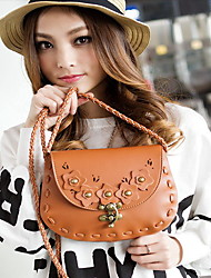 Fashion Classic Knitting Chain Crossbody Bag