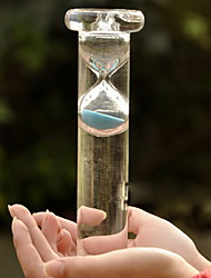 Table Centerpieces Test Tube Shaped Hourglass  Table Deocrations