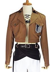 """Attack on Titan Eren Jager """"Pesquisa Corps"""" Uniform"""