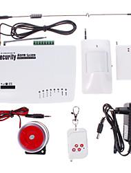 2011 Беспроводная GSM Главная охранной сигнализации / Сигнализации / SMS / вызова / Автодозвон