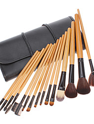 15 Makeup Brushes Set Others / Synthetic Hair Eye / Face / Lip