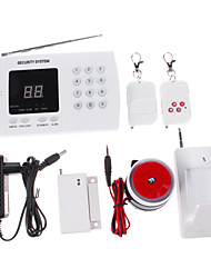 NEW Wireless Autodial Home Security Alarm System