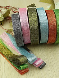 Multicolor Organza Ribbon Balloons Ribbons Gift Package Decoration--(More Colors)