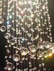 35 Lámparas Colgantes ,  Moderno / Contemporáneo Galvanizado Característica for Cristal Metal Sala de estar Dormitorio Comedor