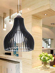 Moderna Brief 1 pendente della luce di Single-Head Restaurant Luce