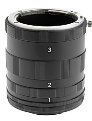Macro Extension Tube Set for Nikon AI