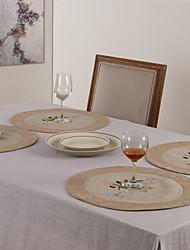 Olive Placmats Linge de Direction