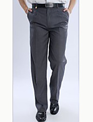 Straight Work Pants For Business Men