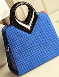 Moda polonês maçante elegante bolsa
