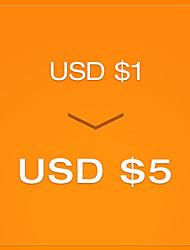 pagar R $ 1 para um cupom de US $ 5 - round1 (válido até 23 de dezembro para ordem de US $ 50)