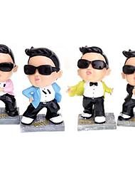 PSY Симпатичные куклы Desktop Обстановка статьи (Random Color, 1шт)