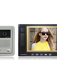 8,3 pollici schermo del telefono a colori lcd porta (funzione snapshot, 1 monitor interno)