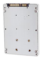 SATA 2.5 maschio a maschio mSATA Cartuccia Hard-disk 9,5 millimetri