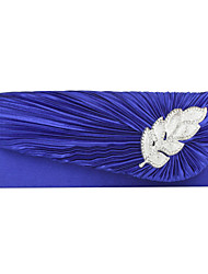 Fashion Silk With Austria Rhinestones Evening Handbags/ Clutches More Colors Available