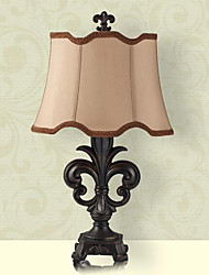 European Style Classical Hand-Engraved Table Lamp 220-240V