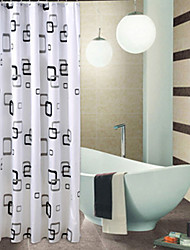 High Class Polyester Shower Curtain