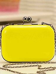Lovely PU Mini-bags for Casual with Single Chain(More Colors)