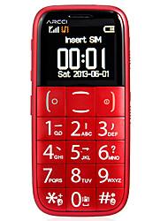 teléfono móvil de la venda s728s-dual para los ancianos con el SOS, FM y linterna