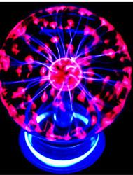decoração do casamento luz esfera bola de plasma com música