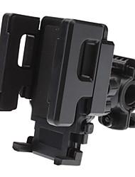 Di plastica della bicicletta girevole del supporto per il telefono cellulare (5 ~ 13 centimetri di larghezza)