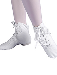 Stylish Women's Canvas Upper Dance Shoes