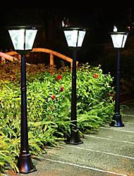 High Power Solarleuchte Post Light mit PIR Sensor, Solaryard Lampe (Cis-57151)