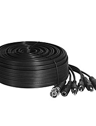 25ft 8m Audio Video Power CCTV Cable for Security Surveillance Camera