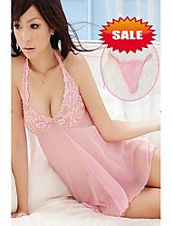 Pink Dress Sexy EDITH da Mulher